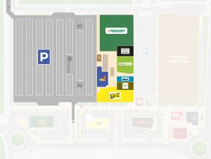 Mapa Planta-1 - Via Sabadell